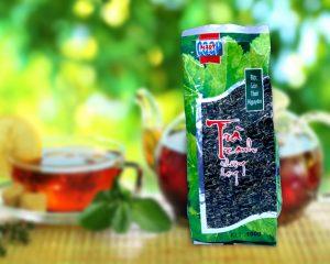 Grüner Tee Verpackung