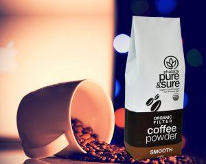 Kaffeebohnen Verpackung