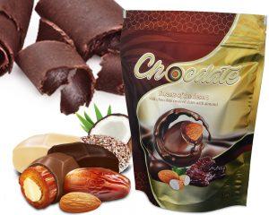 Flexible Verpackung Schokolade