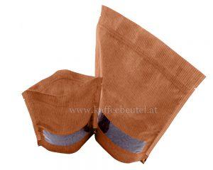 Braunes Papier Taschen