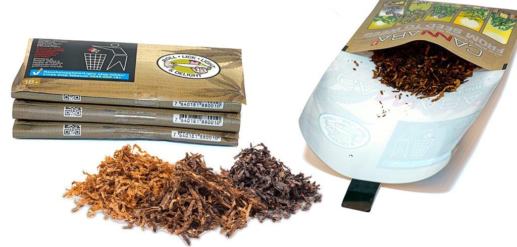 Cannabis-Verpackung