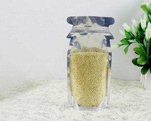 Jar-geformte Beutel