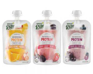 Proteinpulver-Verpackung