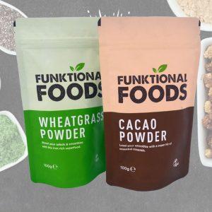 Superfoods Verpackung